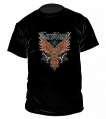 Korpiklaani Owl T Shirt