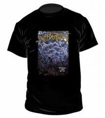 Suffcation Pierced from within T Shirt