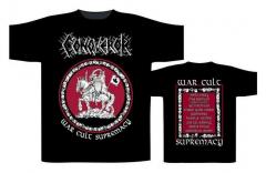 Conqueror War Cult Supremacy T Shirt
