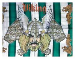 Posterfahne Viking