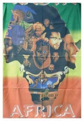 Posterfahne Africa