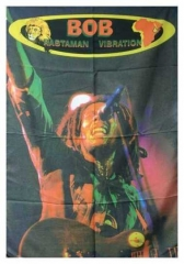 Posterfahne Bob Marley