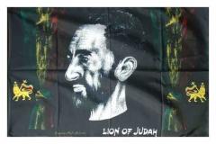 Posterfahne Lion Of Judah