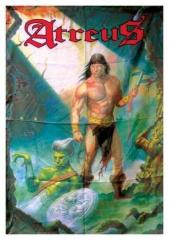 Posterfahne Atreus