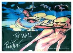 Posterfahne Pink Floyd