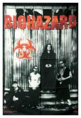 Poster Flag Biohazard