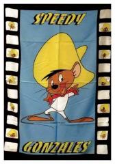 Posterfahne Speedy Gonzales