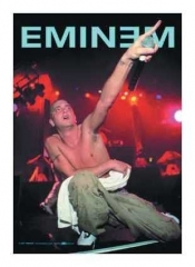 Posterfahne Eminem