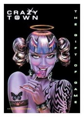 Posterfahne Crazy Town The Gift Of Game