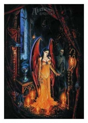 Posterfahne Alchemy