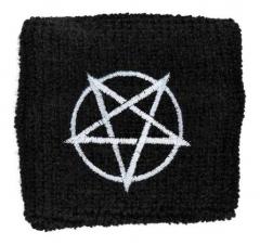 Generic Pentagram Merchandise Schweißband