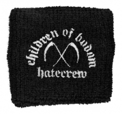 Children Of Bodom Hatecrew Merchandise Schweißband