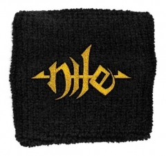 Nile Gold Logo Merchandise Schweißband