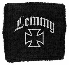 Lemmy Iron Cross Merchandise Schweißband