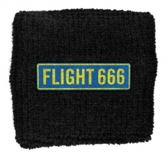 Iron Maiden Flight 666 Merchandise Schweißband