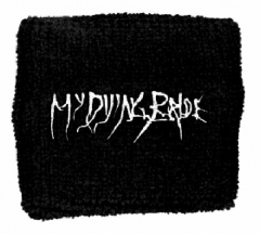 My Dying Bride Logo Merchandise Sweatband