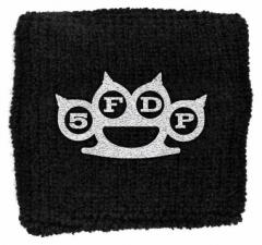 Five Finger Death Punch Knuckles Merchandise Schweißband