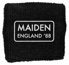 Iron Maiden England 88 Merchandise Schweißband